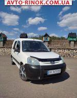 Авторынок | Продажа 2006 Peugeot Partner