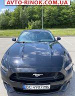 Авторынок   Продажа 2015 Ford Mustang 2.3 AT (317 л.с.)