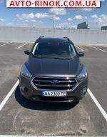 Авторынок | Продажа 2018 Ford Escape 1.5 EcoBoost AT AWD (182 л.с.)