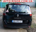 Авторынок   Продажа 2010 Renault Scenic 1.5 dCi MT (110 л.с.)