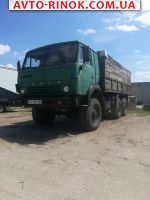 Авторынок   Продажа 1990 КАМАЗ 4310 6Х6
