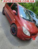 Авторынок   Продажа 2008 Hyundai Getz