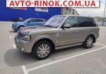 Авторынок | Продажа 2011 Land Rover Range Rover 5.0 V8 Supercharged AT AWD (510 л.с.)