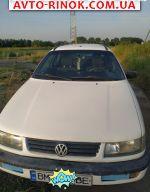 Авторынок | Продажа 1996 Volkswagen Passat 1.8 MT (90 л.с.)