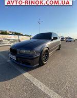 Авторынок | Продажа 1995 BMW 3 Series 318ti MT (140 л.с.)