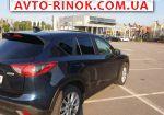 Авторынок   Продажа 2015 Mazda CX-5 2.5 AT 4WD (192 л.с.)