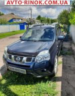 Авторынок | Продажа 2012 Nissan X-Trail 2.0 CVT AWD (141 л.с.)