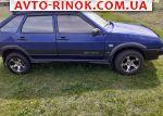 Авторынок | Продажа 1994 ВАЗ 2109
