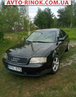 Авторынок | Продажа 2002 Audi A6 1.9 TDI 5MT (130 л.с.)