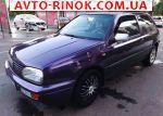 Авторынок | Продажа 1995 Volkswagen Golf 2.0 MT (115 л.с.)