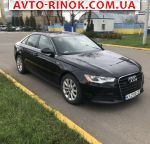 Авторынок | Продажа 2012 Audi A6 3.0 TFSI АТ 4x4 (300 л.с.)