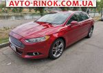 Авторынок | Продажа 2015 Ford Fusion 2.0 (240 л.с.)