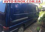 Авторынок | Продажа 1993 Volkswagen Transporter 1.9 D L MT (60 л.с.)