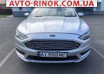 Авторынок | Продажа 2018 Ford Fusion 1.5 AT (181 л.с.)