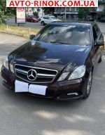 Авторынок   Продажа 2009 Mercedes E E 220 CDI BlueEfficiency AT (170 л.с.)