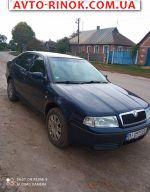Авторынок   Продажа 2003 Skoda Octavia