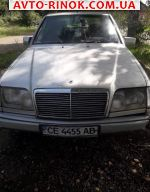 Авторынок   Продажа 1994 Mercedes E