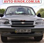 Авторынок   Продажа 2006 Chevrolet Niva 1.7 MT (80 л.с.)