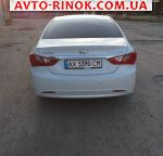 Авторынок | Продажа 2011 Hyundai Sonata 2.0 AT (165 л.с.)