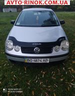 Авторынок | Продажа 2005 Volkswagen Polo