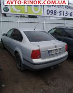 Авторынок | Продажа 1999 Volkswagen Passat