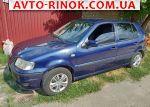 Авторынок   Продажа 2001 Volkswagen Polo 1.4 MT (60 л.с.)