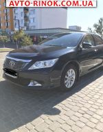 Авторынок   Продажа 2012 Toyota Camry