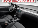 2008 Skoda Superb new ambition