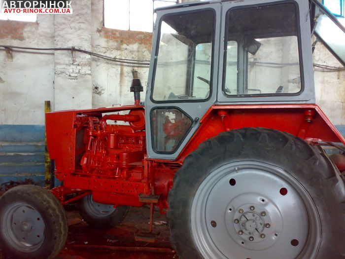 Авторынок | Продажа 1992 Трактор ЮМЗ-6 КЛ