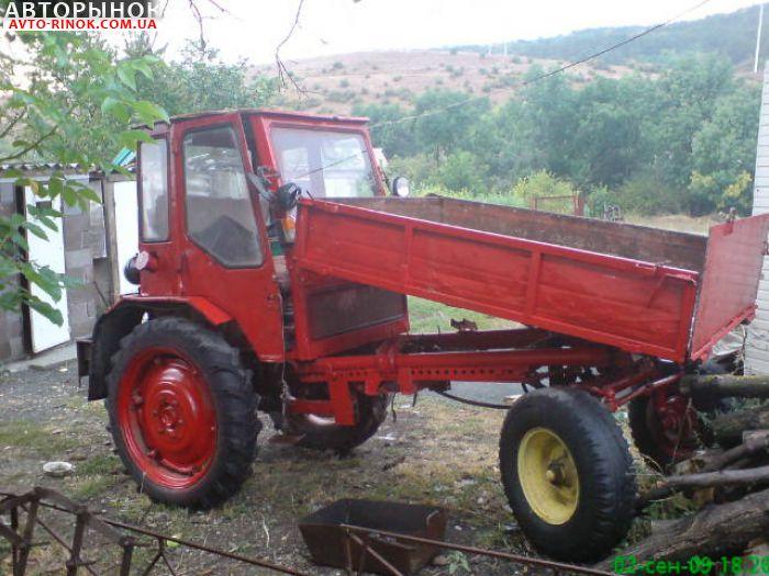 Увеличить фото автобазар украины - Продажа 1987 г.в. Трактор Т-40 ...