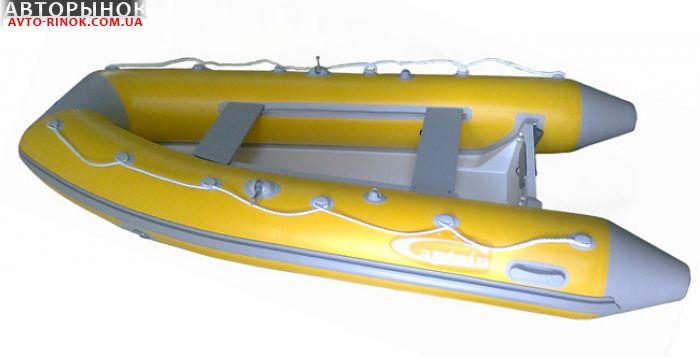 лодки надувные моторные с надувным дном