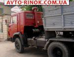 1986 КАМАЗ 5410 седельный тягач
