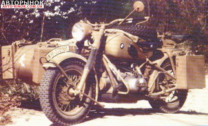 Авторынок   Покупка 1940 BMW R военных годов