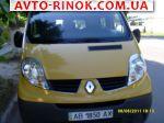2007 Renault Trafic грузопасажирский