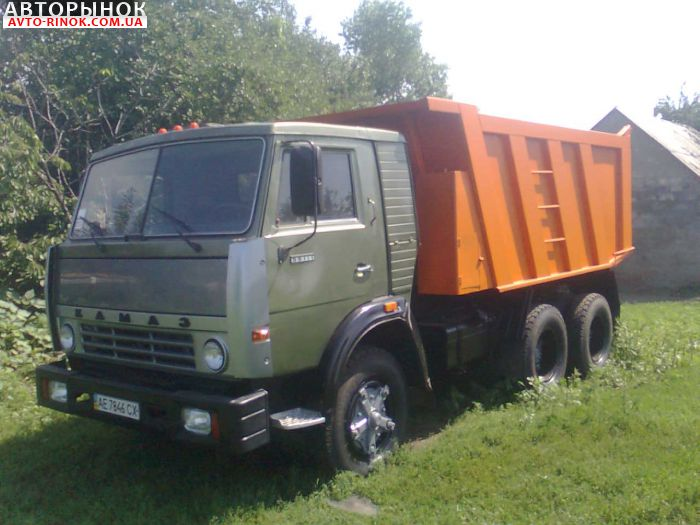 Авторынок | Продажа 1986 КАМАЗ 55111