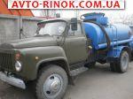 1997 ЗИЛ 130 водовозка