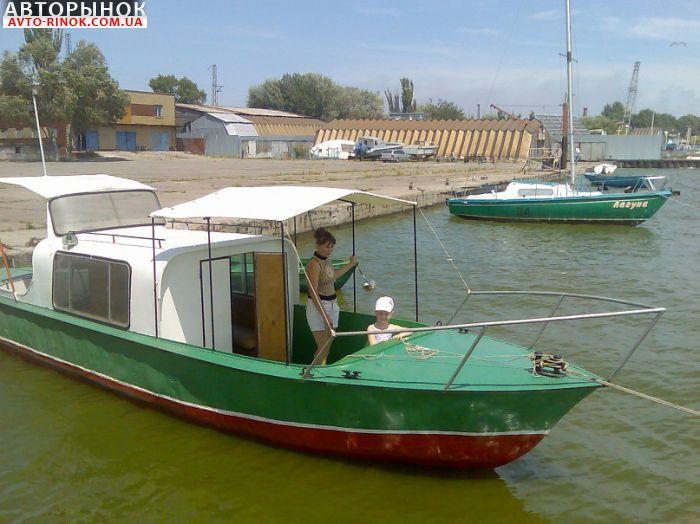 купить прогулочную лодку в украине