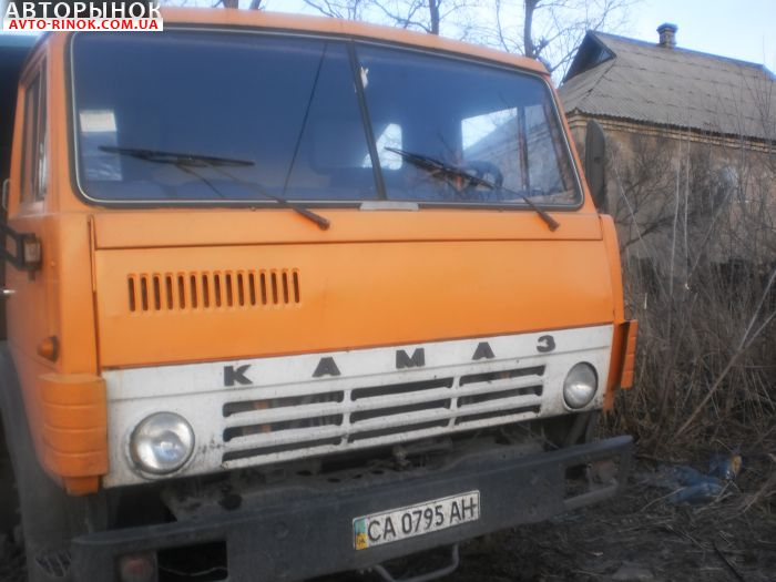 Авторынок   Продажа 1990 КАМАЗ 5511