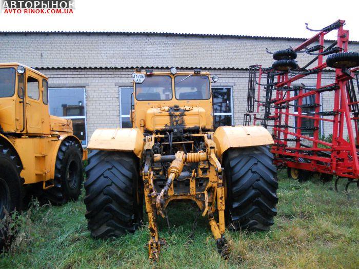 Авторынок | Продажа 1995 Трактор К-700