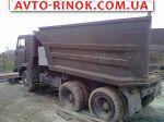 1986 КАМАЗ 5511 Самосвал