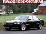 2000 BMW 7 Series E38 750
