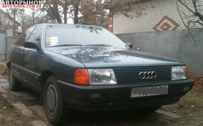 Авторынок | Продажа 1988 Audi 100