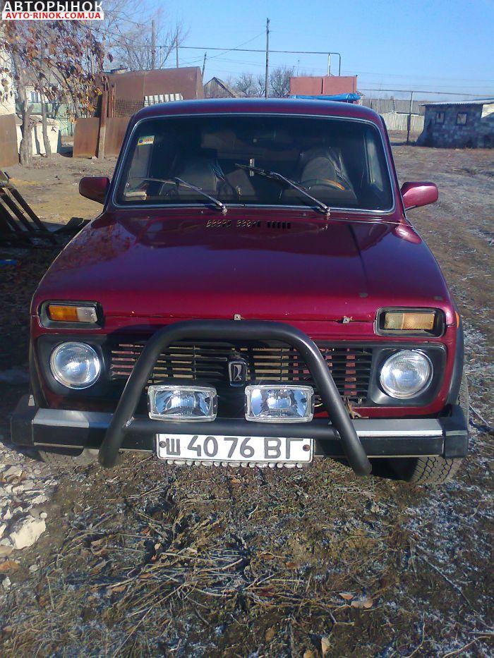 Авторынок | Продажа 1983 ВАЗ 2121 внедорожник