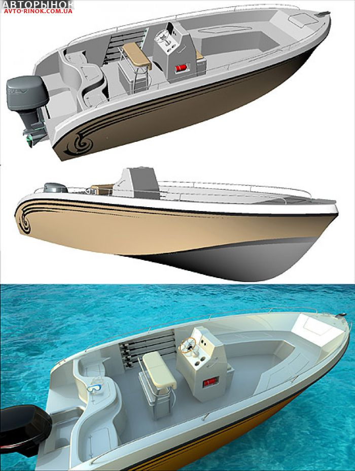 Авторынок | Продажа 2012 Катер  YM 650
