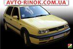 1997 Volkswagen Golf III