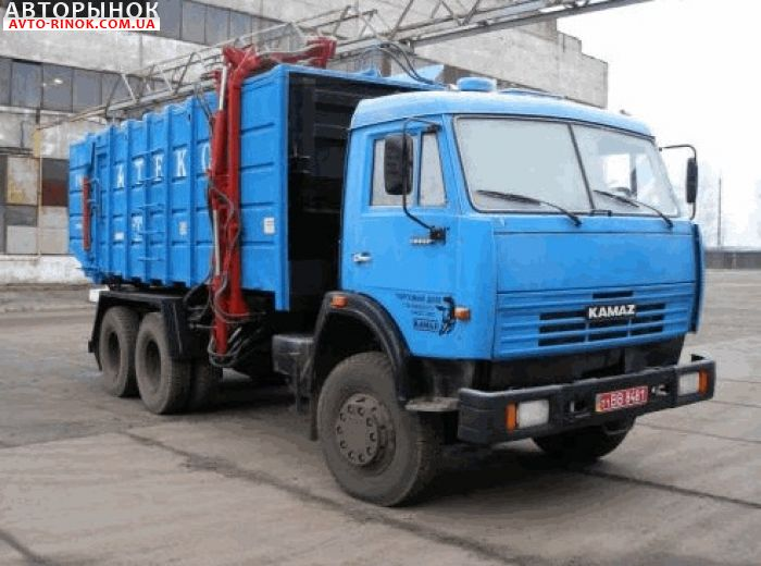 Авторынок   Продажа 2012   Мусоровоз кузовной КО-415А