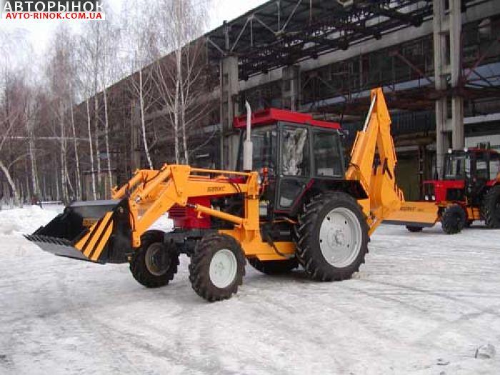 Авторынок | Продажа 2012   Одноковшовый пневмоколесный экскаватор БОРЕКС-2101