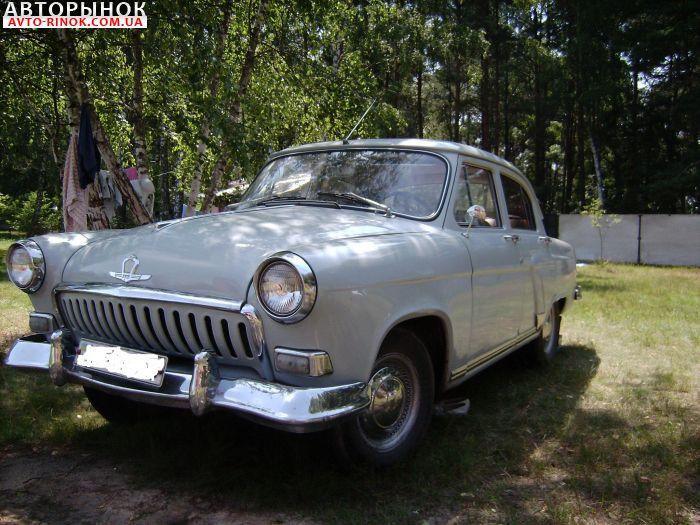 Авторынок   Покупка 1960 ГАЗ 21