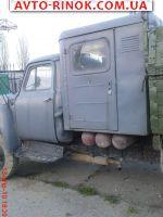 Авторынок | Продажа 1990 Газ 52 Газ 52 будка борт