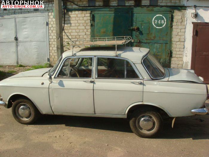Авторынок | Продажа 1973 Москвич 412